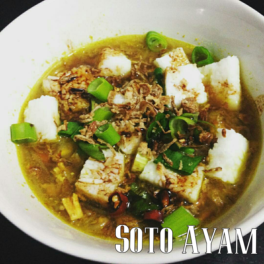soto ayam chef wan s recipe i cook coz cocaine is illegal